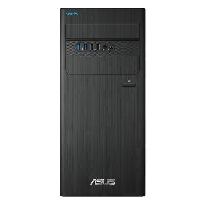 华硕(ASUS)商用台式电脑D640MB 21.5英寸显示器(I3-8100 8G 512G 集显 DOS)