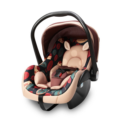 貝貝卡西嬰兒提籃式兒童安全座椅汽車用新生兒睡籃車載便攜式搖籃