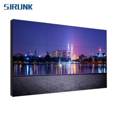 視疆液晶拼接屏安防監控大屏46/49/55英寸高清視頻會議顯示器原裝LG顯示屏 49英寸1.8mm SJ100-49L2
