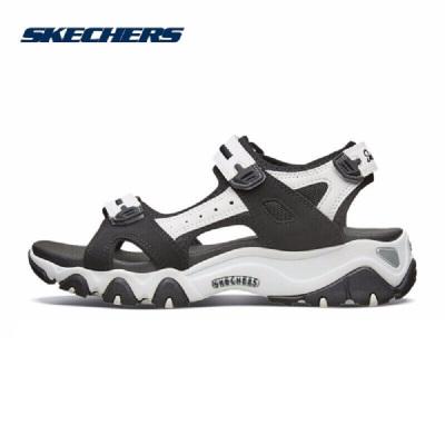 Skechers斯凯奇女鞋新款 D'lites时尚舒适透气轻潮复古沙滩凉鞋32999