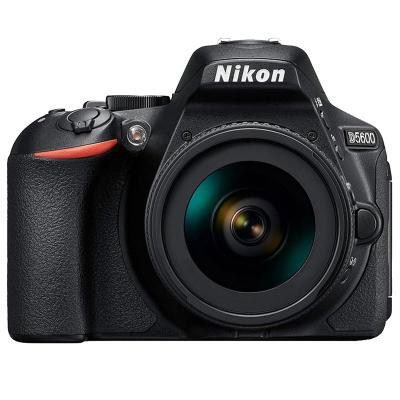 尼康(Nikon)D5600 單反套機(AF-P DX 尼克爾 18-55mm f/3.5-5.6G VR)