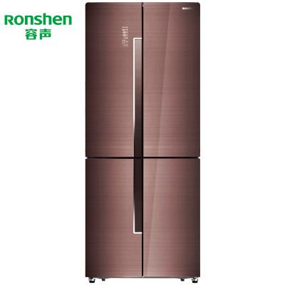 【99新】容聲 452升 十字對開門變頻冰箱 風冷無霜 BCD-452WSK1FPG 紫逸流紗