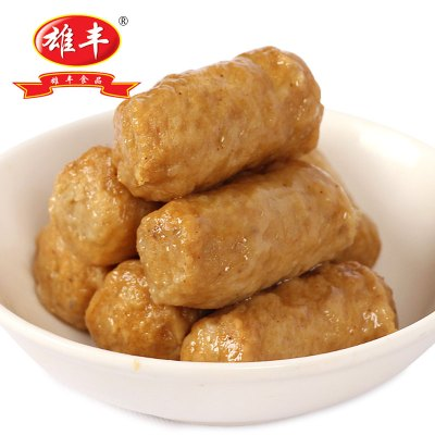 雄豐甜不辣500g餐廳餐飲食品火鍋麻辣燙關東煮食材美味