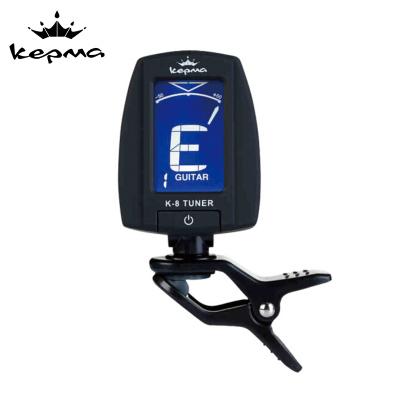 卡马(KEPMA)T01卡马正品调音器原装通用民谣吉他调音表古典电吉它校音器