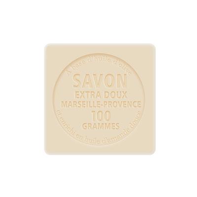 法国原装进口Chatelard夏特拉尔1802精油皂洁面沐浴皂非化工皂沐浴露 乳木果油100g