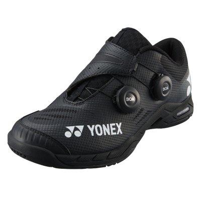 尤尼克斯YONEX专业比赛运动羽毛球鞋3D动力碳素双BOA系带系统包裹POWER CUSHION+ SHB-IFEX