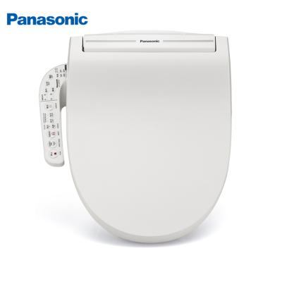 松下(Panasonic)智能马桶盖板洁身器坐便器盖板支持即热冲洗暖风吹拂自动除臭便圈加温DL-5230CWS