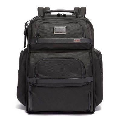 【预售】【轻松过安检】Tumi/途明 Alpha 3系列 T-Pass 弹道尼龙 男士双肩背式电脑包