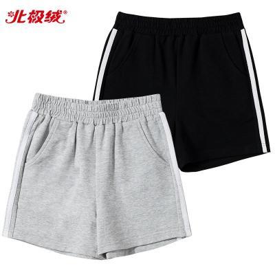 男童裤子夏薄款五分裤儿童短裤男孩中裤运动裤中大童夏季洋气童裤