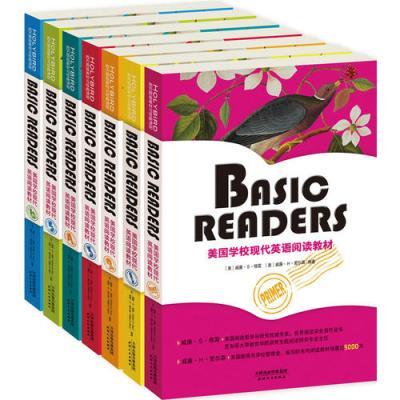 BASIC READERS:美國學校現代英語閱讀教材(套裝共7冊)(英文原版)