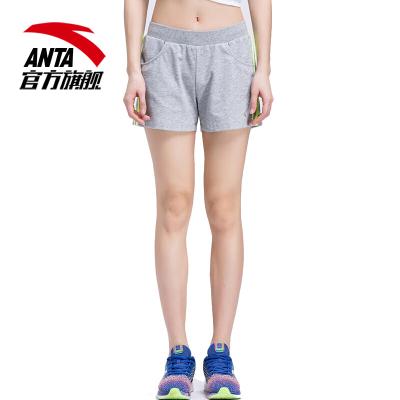 ANTA安踏运动短裤女裤 2019夏季运动裤女透气跑步裤健身短裤官方正品