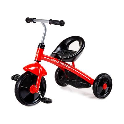 gb好孩子 儿童三轮车 宝宝自行车 脚踏车 轻便携带SR130