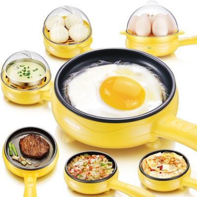 小熊(bear)JDQ-C3011煎蛋器电煎蛋锅迷你不粘煎锅多功能早餐平底煎蛋机