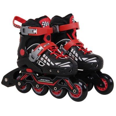 Ferrari/法拉利幻影V8溜冰鞋 儿童成人轮滑鞋 男女滑轮鞋滑冰鞋平花鞋旱冰鞋