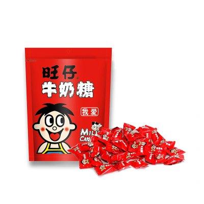 旺旺 旺仔牛奶糖(原味)126g/袋