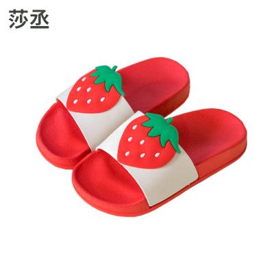 兒童拖鞋夏女童男童寶寶拖鞋兒童防滑家居室內可愛涼拖鞋軟底小童