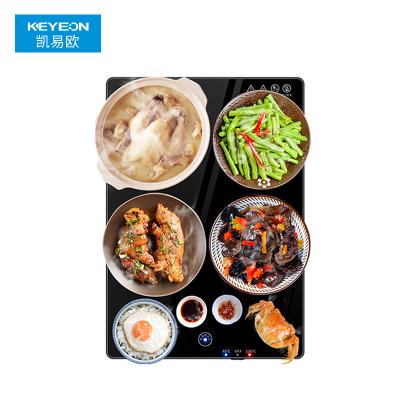 keyeon/凱易歐飯菜保溫板50*35機型熱菜板家用暖菜板熱菜神器加熱保溫桌面50*35機械版