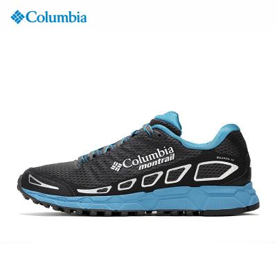 哥伦比亚(Columbia)户外男鞋透气徒步鞋越野跑鞋DM1217