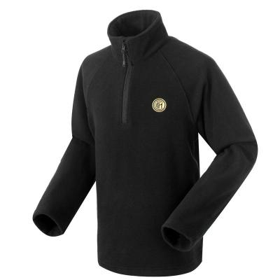 國際米蘭俱樂部Inter Milan 新品男子搖粒絨拉鏈抓絨衣運動衛衣
