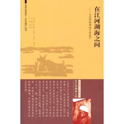 世界的扬州·文化遗产丛书 在江河湖海之间——大运河扬州段文化遗产