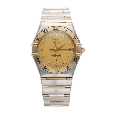 【二手95新】歐米茄OMEGA星座系列1202.15.00男表自動機械奢侈品鐘手表腕表
