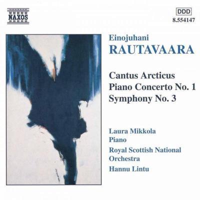Naxos 8554147 Rautavaara:Cantus Arcticus CD 预定 正版