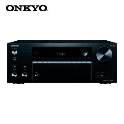 Onkyo/安橋 TX-NR575E7.2聲道進口全景聲家庭影院純功放機藍牙