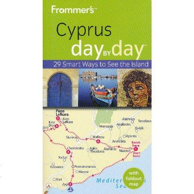 1001Frommer'SCyprusDayByDay(ISBN=9780470721377)英文原版