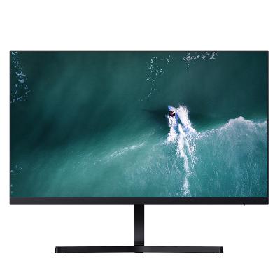 Redmi顯示器1A 23.8英寸 IPS技術硬屏 三微邊設計 低藍光 纖薄機身 三年質保 黑色
