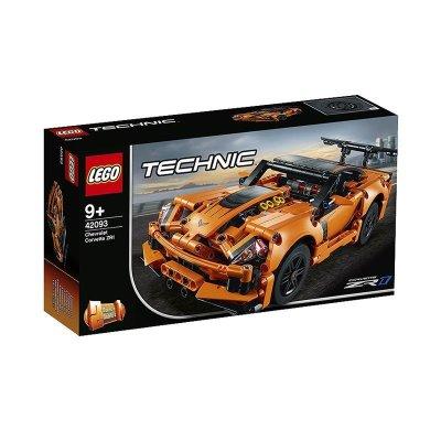 LEGO樂高機械組系列579顆9歲以上雪佛蘭跑車42093玩具