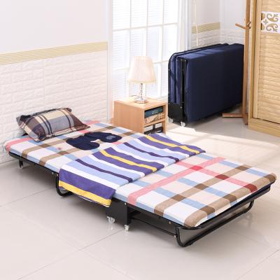 折疊床單人午睡床三折辦公室午休折疊床閃電客午休床 三折海綿床 行軍床