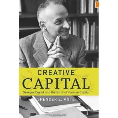 Creative Capital(ISBN=9781422101223) 英文原版