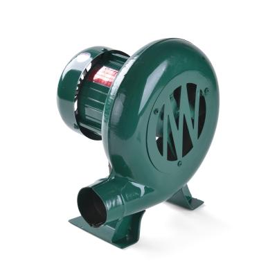 调速鼓风机220V炉灶鼓风机家用小型鼓风机烧烤助燃家用鼓风机 快慢档铜线30W