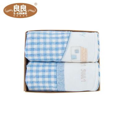 良良(liangliang)隔尿垫麻棉婴儿苎麻小尿垫两条装宝宝尿垫床垫防水可洗透气
