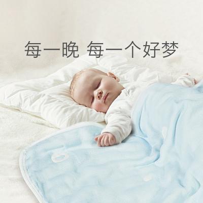 babycare嬰兒浴巾 新生兒純棉超柔吸水兒童浴巾 寶寶紗布浴巾被子 5710 盧克納大象
