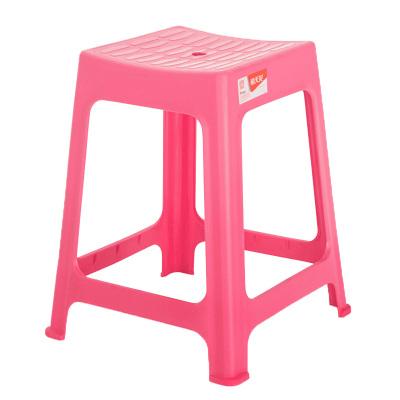 禧天龍citylong加厚防滑方形成人高凳 D-2054