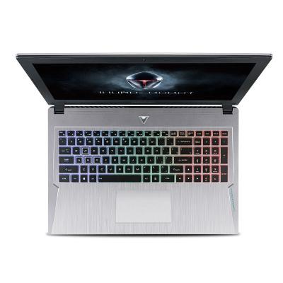 【二手9成新】雷神游戏二手笔记本15.6寸i7-7700 8G 256G固态 GTX1050TI