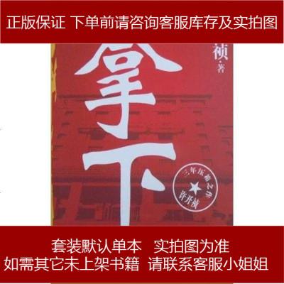 拿下 許開禎 江蘇文藝出版社 9787539942889