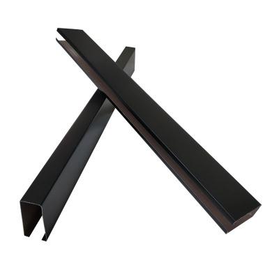 BQ-88 宇诚铝方通吊顶 铝方管 铝格栅 U型槽 天花幕墙 其它规格及颜色可来电咨询