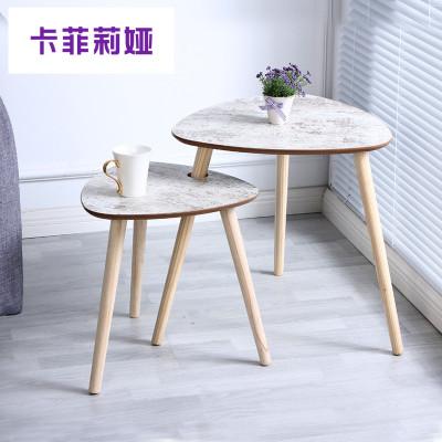 创意小茶几简约现代边桌边几角几小户型茶几组合茶几套几