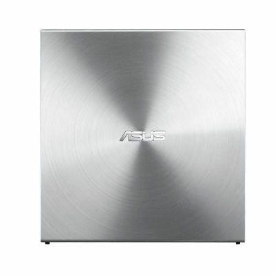 華碩(ASUS)SDRW-08U5S-U USB2.0 外置移動刻錄光驅 DVD刻錄機 銀色 兼容MAC系統