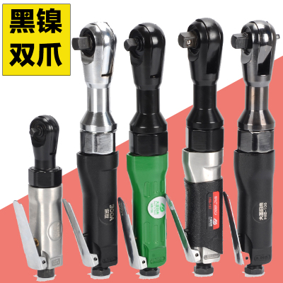 適配大扭力重型氣動棘輪扳手直角型小風炮90度L型直角強力型扭力扳手