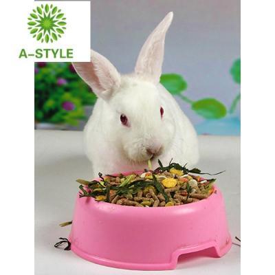 兔粮荷兰猪豚鼠兔子饲料10垂耳兔幼兔粮食宠物成兔20食物5斤包邮