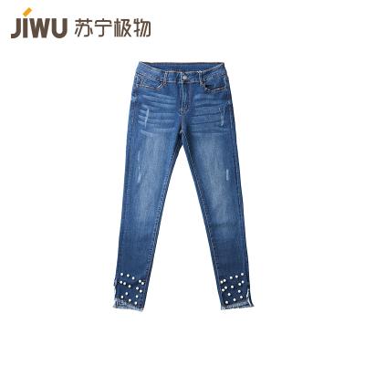 JIWU брэндийн jeans-н өмд цэнхэр 29
