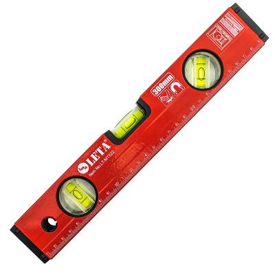 【蘇寧自營】勒塔(LETA) 工具 高精度強磁水平尺9寸 LT-MT522