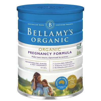 贝拉米(Bellamy's) 有机孕产妇配方奶粉 900g/罐