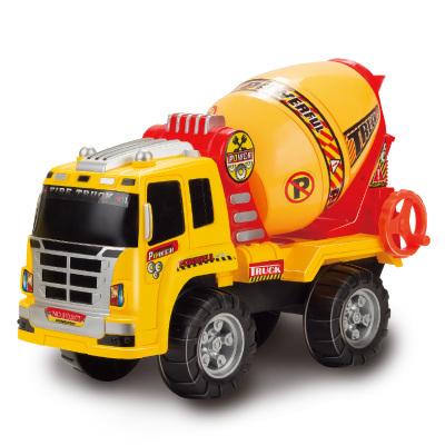 小小部隊 拆裝工程車 慣性滑行超大號工程車 兒童玩具車