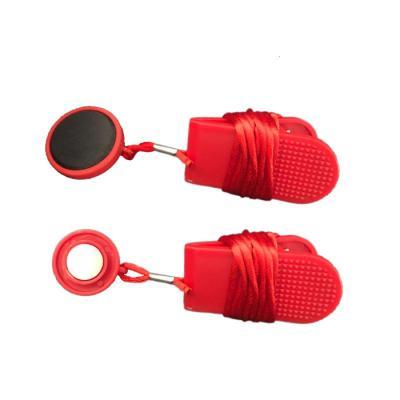 跑步機配件安全鎖磁鐵跑步機磁扣急停開關鎖啟動鑰匙繩鎖配件通用
