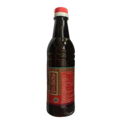 廣祥泰牌老抽王640ml 新加坡進口釀造黑醬油上色老抽王