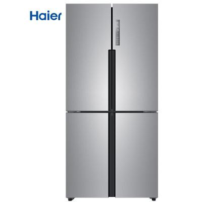 【官方直供樣品機】Haier/海爾BCD-477WDPCU1 477升雙變頻無霜冰箱 干濕分儲 T·ABT除菌保鮮